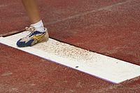 Мировой рекорд по прыжкам с места